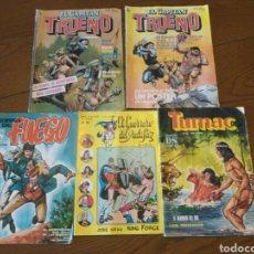 Tebeos: LOTE COMICS ANTIGUOS. Lote 162323154