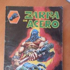 Tebeos: Nº 1 ZARPA DE ACERO. EL MISTERIO DE LAS PERSONAS DESAPARECIDAS. LINEA 83. MUNDI COMICS. 1983 SURCO. Lote 162596582