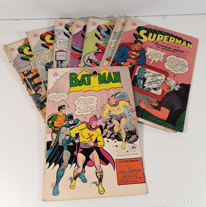 EDICIONES RECREATIVAS. 8 EJEMPLARES. MEXICO. 1958/1963. (Tebeos y Comics - Tebeos Otras Editoriales Clásicas)