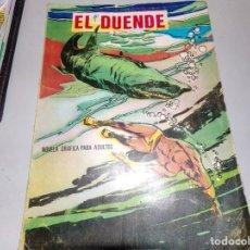 Tebeos: EL DUENDE. Lote 163605682