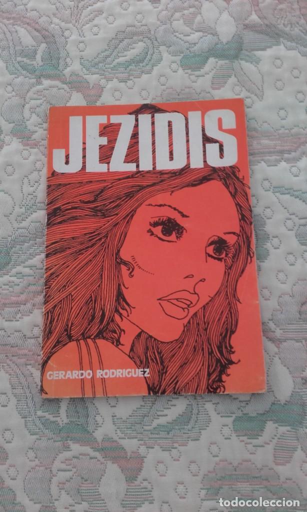 JEZIDIS, DE GERARDO RODRIGUEZ (GISA EDICIONES, COLECCION EROGYS) (Tebeos y Comics - Tebeos Otras Editoriales Clásicas)