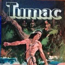 Tebeos: TUMAC TOMO Nº 1, NºS 1,2,3 Y4 . Lote 164653114