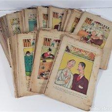 Tebeos: EN PATUFET. 34 EJEMPLARES. JOSEP Mª FOLCH I TORRES. VARIAS EDITORIALES. BARCELONA. 1935/1938.. Lote 164696526