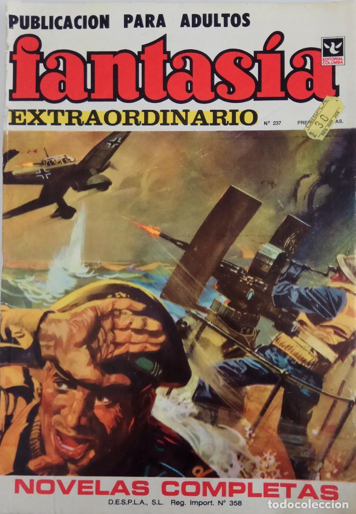 COLECCIÓN FANTASÍA - EDITORIAL COLUMBA - Nº 358 EXTRAORDINARIO (Tebeos y Comics - Tebeos Otras Editoriales Clásicas)