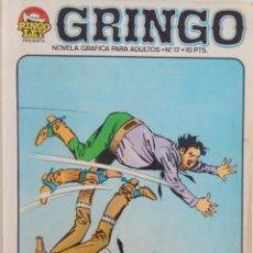Tebeos: COLECCIÓN RINGO LEY Nº 17 - GRINGO . Lote 165181050