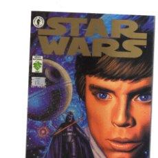 Tebeos: STAR WARS TRIOLOGIA ESPECIAL ADAPTACION OFICIAL EN COMIC. Lote 165197550
