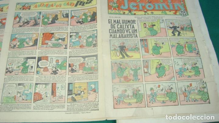 JEROMIN 346 26-12-1938 SOFA BIBLIOTECA (Tebeos y Comics - Tebeos Clásicos (Hasta 1.939))