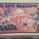 Tebeos: COLECCIÓN DIAMANTE NEGRO - EL RAYO PARALIZADOR (ORIGINAL) - ED. RIALTO. Lote 165310082