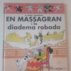 Tebeos: MASSAGRAN I LA DIADEMA ROBADA. Lote 165765393