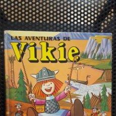 Tebeos: COMIC - LAS AVENTURAS DE VIKIE EL VIKINGO - EDICIONES RECREATIVAS - AÑO 1975 - ESTRELLAS DE LA TELE. Lote 166269253