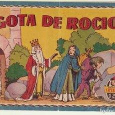 Tebeos: CAPERUCITA Nº 58. GOTA DE ROCÍO. BRUGUERA 1951. DIBUJOS DE JORGE. Lote 166513377