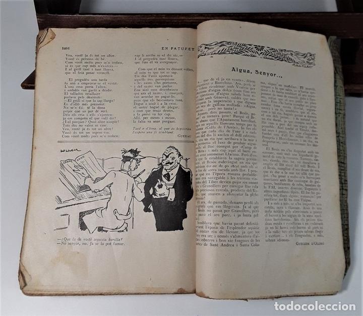Tebeos: EN-PATUFET. J. M. FOLCH I TORRES. LLIB. JOSEP BALAGUÉ I JOSEP PI. BARCELONA. 1932. - Foto 9 - 166534690
