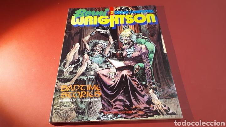 BADTIME STORIES 2 EXCELENTE ESTADO BERNI WRIGHTSON TOUTAN EDITOR (Tebeos y Comics - Tebeos Otras Editoriales Clásicas)