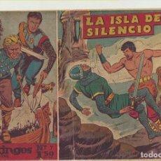 Tebeos: LOS VIKINGOS Nº 7. MATEU 1959. Lote 167115640