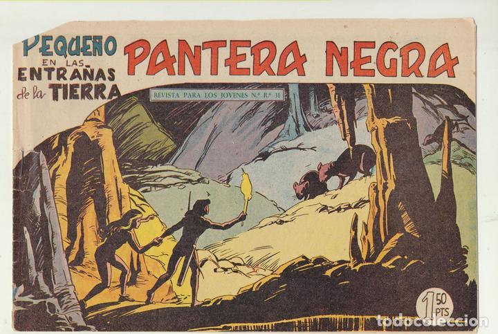 PEQUEÑO PANTERA NEGRA Nº 153. MAGA (Tebeos y Comics - Tebeos Otras Editoriales Clásicas)