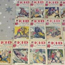 Tebeos: 13 KID BOXEADOR ,AÑOS 20.. Lote 167619912