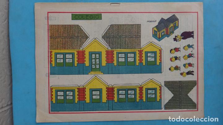 Tebeos: LOTE DE 12 MACACO ORIGINALES ANTIGUOS , AÑOS DE ORO, CON RECORTABLE , VER FOTOS ADICIONALES, CT1 - Foto 2 - 167816036