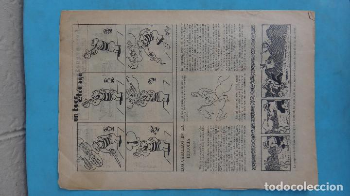 Tebeos: LOTE DE 12 MACACO ORIGINALES ANTIGUOS , AÑOS DE ORO, CON RECORTABLE , VER FOTOS ADICIONALES, CT1 - Foto 18 - 167816036