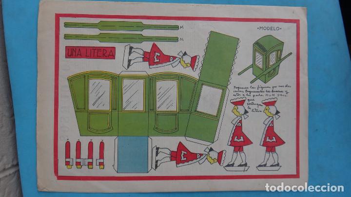 Tebeos: LOTE DE 12 MACACO ORIGINALES ANTIGUOS , AÑOS DE ORO, CON RECORTABLE , VER FOTOS ADICIONALES, CT1 - Foto 22 - 167816036