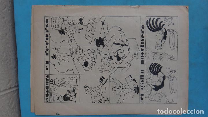 Tebeos: LOTE DE 12 MACACO ORIGINALES ANTIGUOS , AÑOS DE ORO, CON RECORTABLE , VER FOTOS ADICIONALES, CT1 - Foto 24 - 167816036