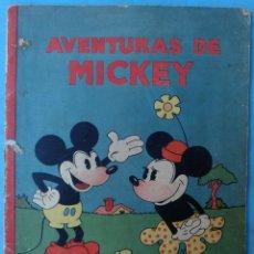 Tebeos: AVENTURAS DE MICKEY Nº 1 , WALT DISNEY , SATURNINTO CALLEJA, ANTIGUO , ORIGINAL , CT1. Lote 167819924