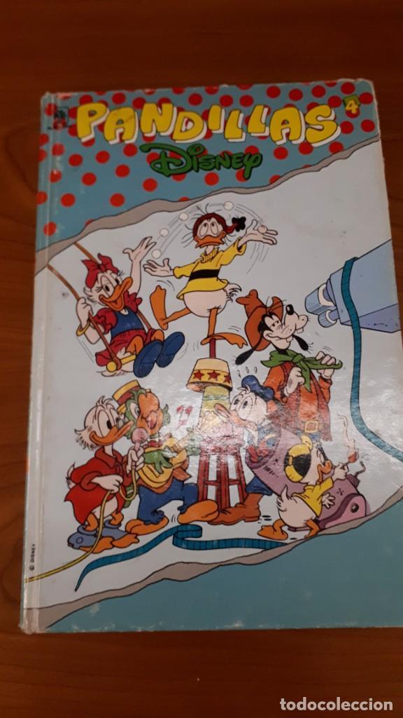 PANDILLAS DISNEY 4 (Tebeos y Comics - Tebeos Otras Editoriales Clásicas)