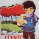 Tebeos: EDITORIAL ANTALBE - HANS EL DE LA SUERTE - AÑO 1981. Lote 168683860