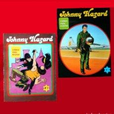 Tebeos: JOHNNY HAZARD, NUMEROS -1 Y 2 - POR FRANK ROBBINS - EDITA MAISAL - 1976, ORIGINALES. Lote 168755528