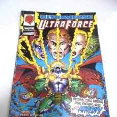 Tebeos: TEBEO. ULTRAVERSE. ULTRAFORCE. Nº 6. COMICS FORUM. Lote 168769772