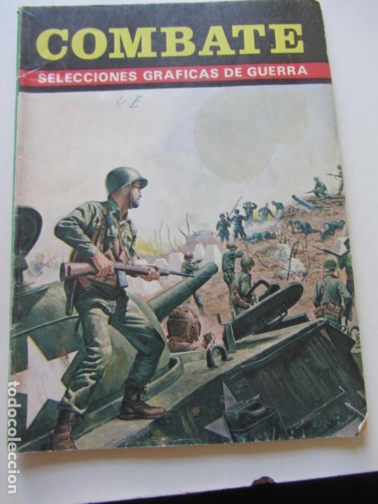 COMBATE. SELECCIONES GRAFICAS DE GUERRA. Nº 54. PRODUCCIONES EDITORIALES 1978C12 (Tebeos y Comics - Tebeos Otras Editoriales Clásicas)
