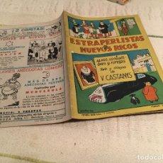 Livros de Banda Desenhada: ESTRAPERLISTAS Y NUEVOS RICOS. USOS,COSTUMBRES Y RAREZAS. TEXTO Y DIBUJOS V.CASTANYS - 1928.. Lote 168949116