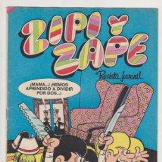Tebeos: ZIPI Y ZAPE Nº 37. 1º EDICIÓN BRUGUERA 1973. Lote 218732696
