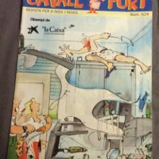 Tebeos: CAVALL FORT. N - 624. Lote 169804048
