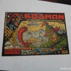 Tebeos: KOSMAN Nº 8 GRAFCOLOR ORIGINAL. Lote 169869860