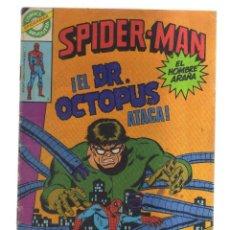 Tebeos: SPIDERMAN N,40 BRUGUERA. Lote 170769475