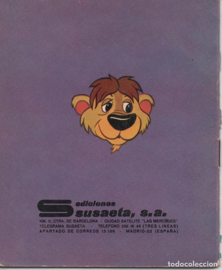 Tebeos: Mini Cuento - El leoncito Lamberto - Walt Disney - Ediciones Susaeta - 1973 - Foto 2 - 171248455