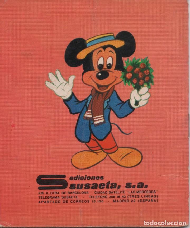 Tebeos: Mini Cuento - Regalo de cumpleaños - Walt Disney - Ediciones Susaeta - 1973 - Foto 2 - 171248510