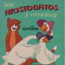 Tebeos: MINI CUENTO - LOS ARISTOGATOS Y O'MALLEY - WALT DISNEY - EDICIONES SUSAETA - 1973. Lote 171248692