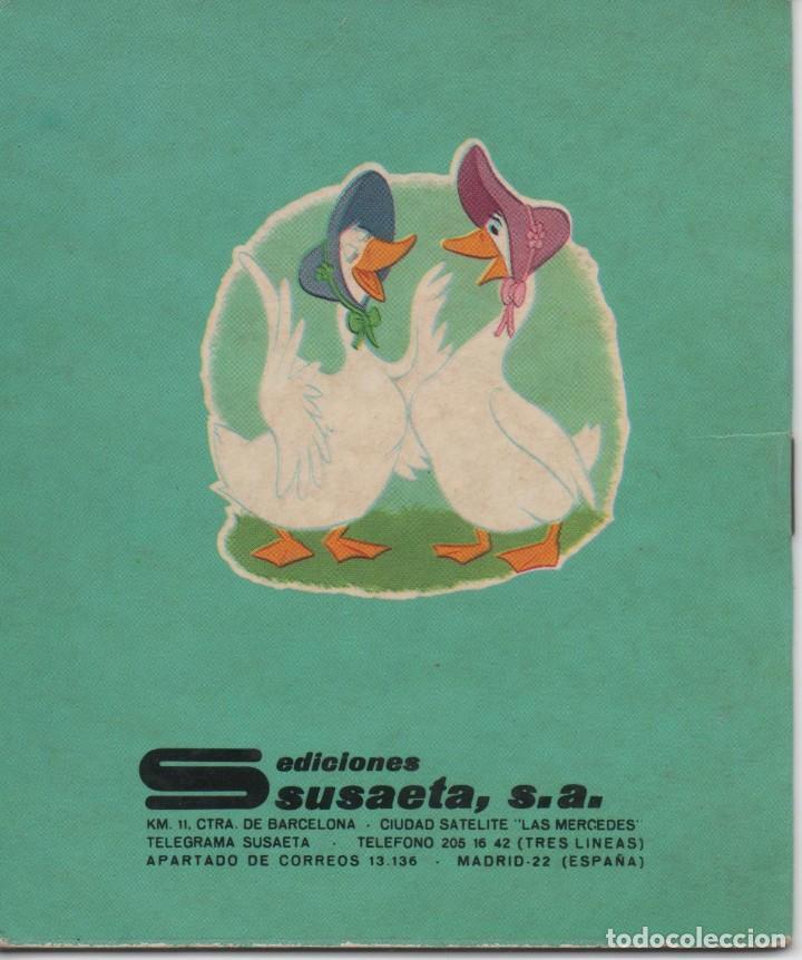Tebeos: Mini Cuento - Los Aristogatos y O'malley - Walt Disney - Ediciones Susaeta - 1973 - Foto 2 - 171248692
