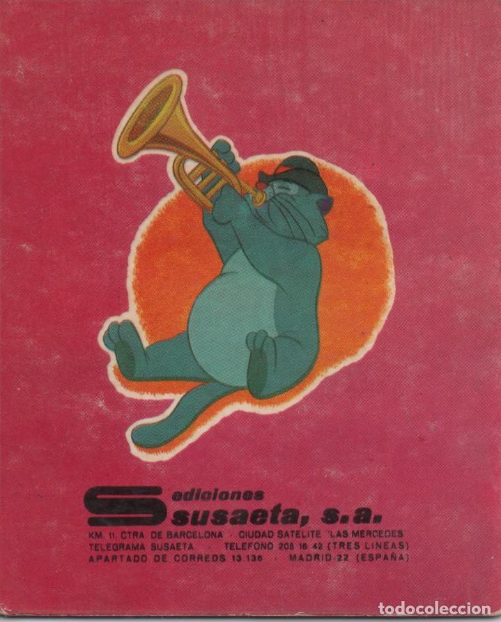 Tebeos: Mini Cuento - Los Aristogatos. Regreso al hogar - Walt Disney - Ediciones Susaeta - 1973 - Foto 2 - 171248787