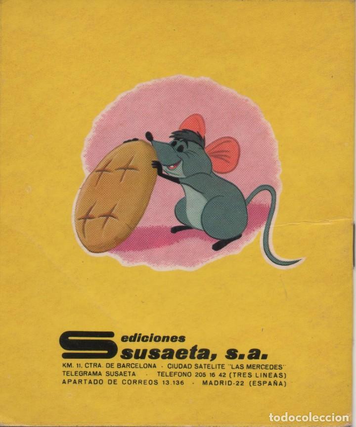 Tebeos: Mini Cuento - Los Aristogatos. La herencia - Walt Disney - Ediciones Susaeta - 1973 - Foto 2 - 171248898