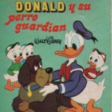 Tebeos: MINI CUENTO - DONALD Y SU PERRO GUARDIAN - WALT DISNEY - EDICIONES SUSAETA - 1973. Lote 171248929