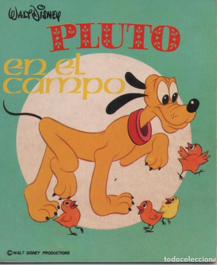 MINI CUENTO - PLUTO EN EL CAMPO - WALT DISNEY - EDICIONES SUSAETA - 1973 (Tebeos y Comics - Tebeos Otras Editoriales Clásicas)