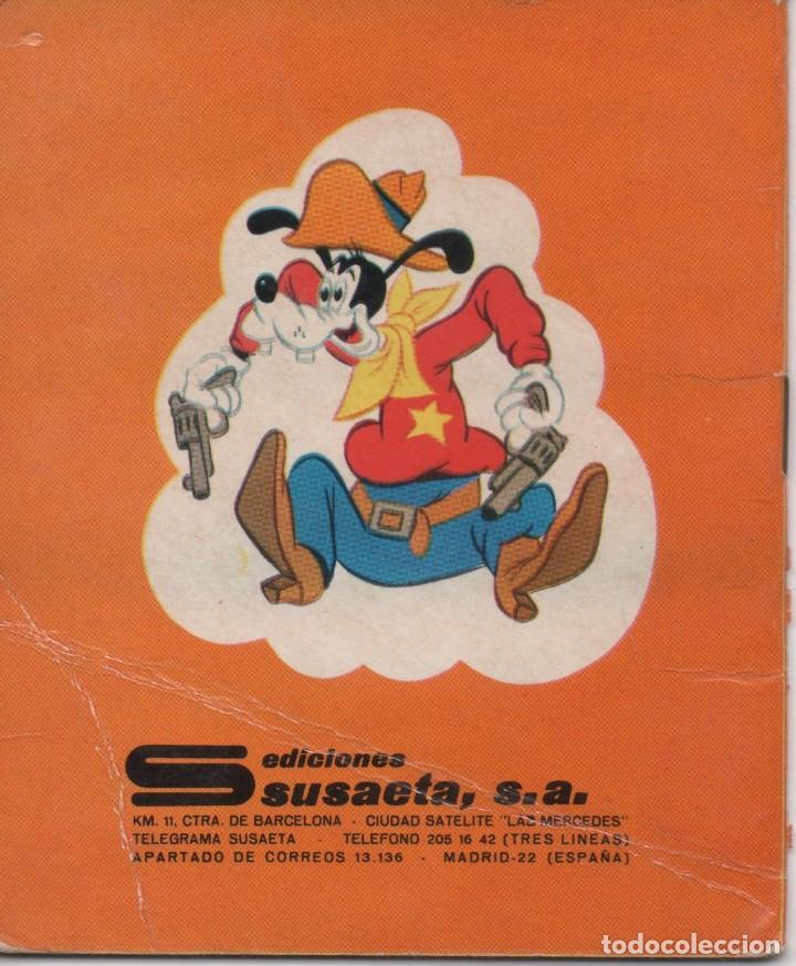 Tebeos: Mini Cuento - Mickey Sheriff - Walt Disney - Ediciones Susaeta - 1973 - Foto 2 - 171249288