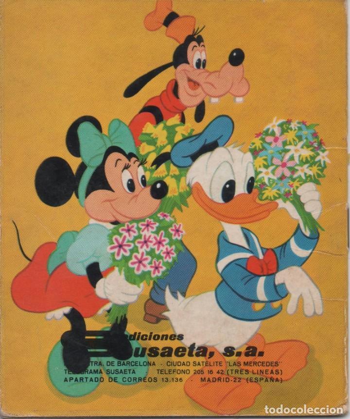Tebeos: Mini Cuento - El cumpleaños de Mickey - Walt Disney - Ediciones Susaeta - 1973 - Foto 2 - 171249345