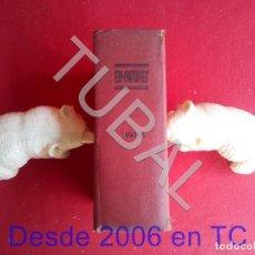 Tebeos: TUBAL 1936 EL PATUFET AÑO COMPLETO LOS 52 NUMEROS EN UN TOMO. Lote 171370028