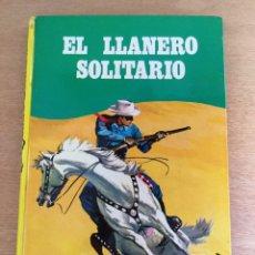 Tebeos: EL LLANERO SOLITARIO. EDICIONES LAIDA 1972. Lote 171450912