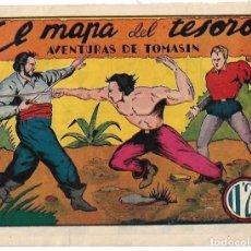 Tebeos: AVENTURAS DE TOMASIN, H.A. 1944, Nº 2, PERFECTO Y ORIGINAL. Lote 171589350