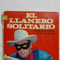 Tebeos: EL LLANERO SOLITARIO, PUBLICACION FHER. Lote 171806037