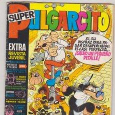 Livros de Banda Desenhada: SÚPER PULGARCITO Nº 1. BRUGUERA 1970. Lote 171981713